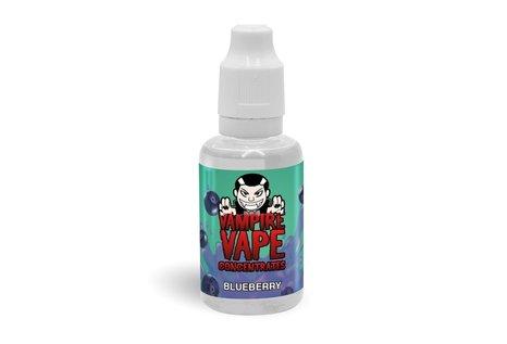 Vampire Vape Blueberry Aroma von Vampire Vape - Aroma zum Liquid Mischen mit einer Base