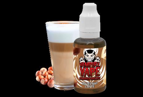 Vampire Vape Hazelnut Latte Aroma von Vampire Vape - Aroma zum Liquid Mischen mit einer Base