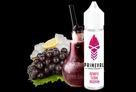 Primeval Grape Soda Aroma von Primeval - Aroma zum Liquid Mischen mit einer Base