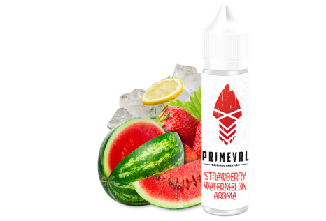 Primeval Strawberry Watermelon Aroma von Primeval - Aroma zum Liquid Mischen mit einer Base