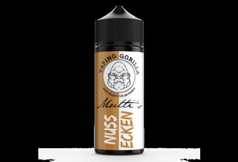 Vaping Gorilla Mutti's Nussecken Aroma von Vaping Gorilla - Aroma zum Liquid Mischen mit einer Base
