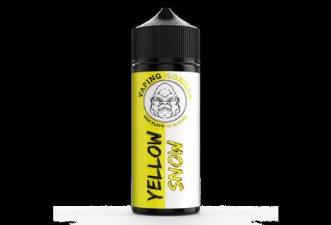 Vaping Gorilla Yellow Snow Aroma von Vaping Gorilla - Aroma zum Liquid Mischen mit einer Base