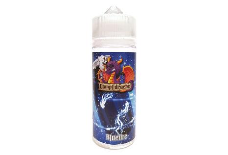 Dampfdrache Bluefire (120 ml-Flasche) Aroma von Dampfdrache - Aroma zum Liquid Mischen mit einer Base
