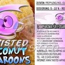 Twisted Vaping Coconut Macaroons Aroma