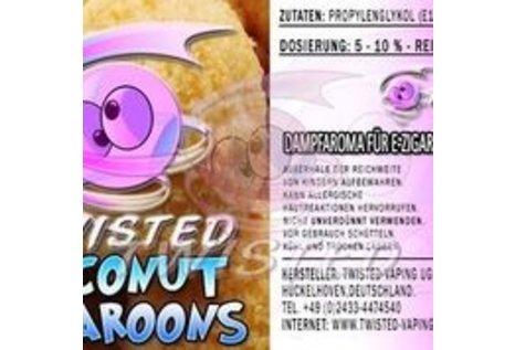 Twisted Vaping Coconut Macaroons Aroma von Twisted Vaping - Aroma zum Liquid Mischen mit einer Base