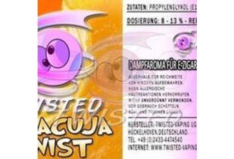 Twisted Vaping Maracuja Twist Aroma von Twisted Vaping - Aroma zum Liquid Mischen mit einer Base