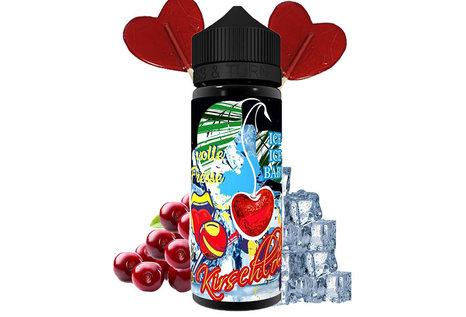 Lädla Juice Volle Fresse Kirschlolliii on Ice Aroma von Lädla Juice - Aroma zum Liquid Mischen mit einer Base