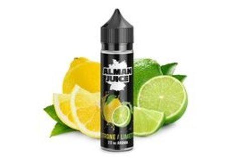 ALMAN JUICE Zitrone Limette Aroma von ALMAN JUICE - Aroma zum Liquid Mischen mit einer Base