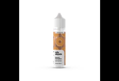 Only Eliquids Zuckerglasur Donut Aroma von Only Eliquids - Aroma zum Liquid Mischen mit einer Base