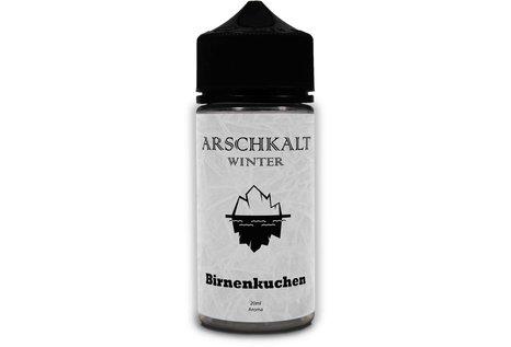 Arschkalt by AOS Winter Birnenkuchen Aroma von Arschkalt by AOS - Aroma zum Liquid Mischen mit einer Base