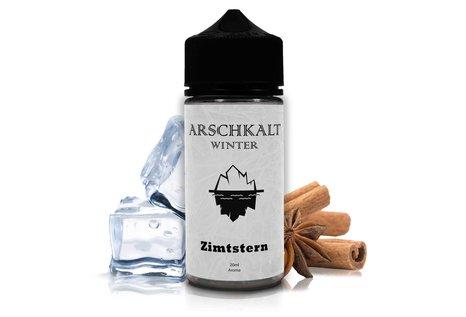 Arschkalt by AOS Winter Zimtstern Aroma von Arschkalt by AOS - Aroma zum Liquid Mischen mit einer Base