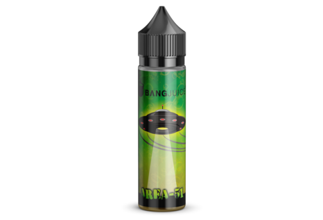 BangJuice Area 51 Aroma von BangJuice - Aroma zum Liquid Mischen mit einer Base