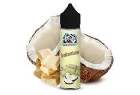 Dampfdidas Kokoslade Aroma von Dampfdidas - Aroma zum Liquid Mischen mit einer Base