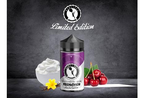 Nebelfee Kirschjoghurt Feenchen Limited Aroma von Nebelfee - Aroma zum Liquid Mischen mit einer Base