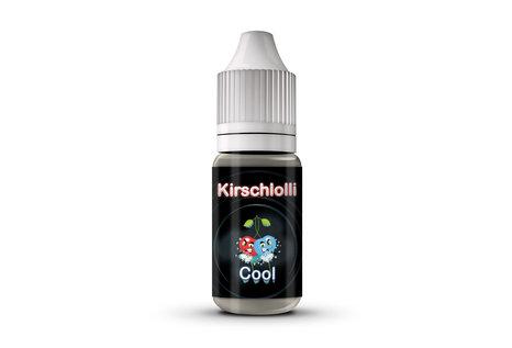 Kirschlolli.de Kirschlolli Cool Nikotinsalz Liquid von Kirschlolli.de - Fertig Liquid für die elektrische Zigarette