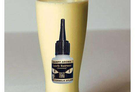 """Dark Burner Bottermelk Splash """"Premium"""" Aroma - Aroma zum Liquid Mischen mit einer Base"""