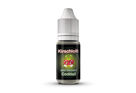 Kirschlolli.de Kirschlolli Cherry Pomegranate Cocktail Aroma von Kirschlolli.de - Aroma zum Liquid Mischen mit einer Base