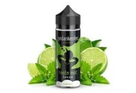 Gedankenlos Mojito Mint Aroma von Gedankenlos - Aroma zum Liquid Mischen mit einer Base