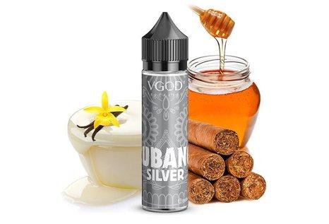 VGOD CBNO Silver Aroma von VGOD - Aroma zum Liquid Mischen mit einer Base