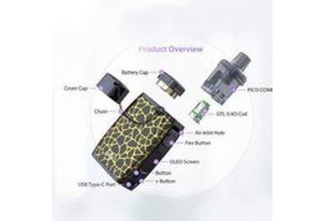 Eleaf Pico Compaq Pod Kit E-Zigarette Komplettset von Eleaf