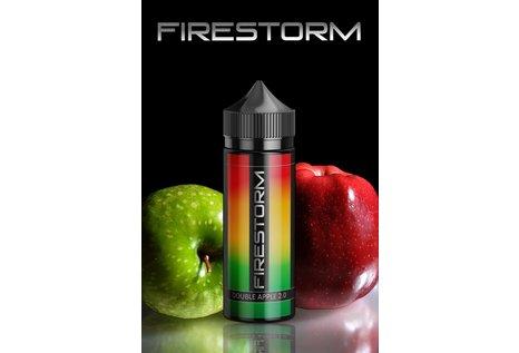 Firestorm Double Apple 2.0 Aroma von Firestorm - Aroma zum Liquid Mischen mit einer Base