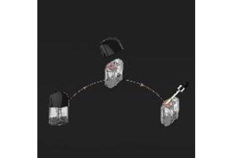 Uwell Caliburn G Kit E-Zigarette Komplettset von Uwell
