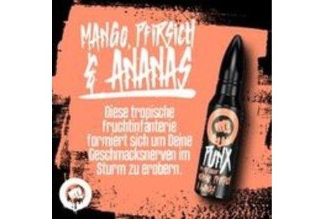 Riot Squad Mango, Pfirsich & Ananas Aroma von Riot Squad - Aroma zum Liquid Mischen mit einer Base