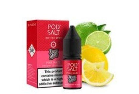 Pod Salt Fusion Pink Haze Liquid von Pod Salt Fusion - Fertig Liquid für die elektrische Zigarette