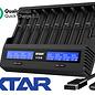 XTAR VC8 Li-Ion Ladegerät von XTAR