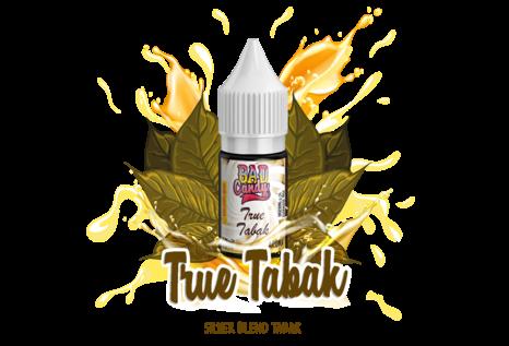 Bad Candy Liquids True Tabak 10 ml Aroma von Bad Candy Liquids - Aroma zum Liquid Mischen mit einer Base