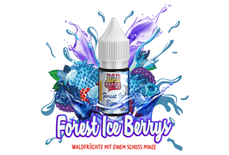 Bad Candy Liquids Forest Ice Berrys 10 ml Aroma von Bad Candy Liquids - Aroma zum Liquid Mischen mit einer Base