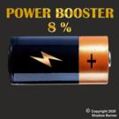 Shadow Burner Power Booster 8%