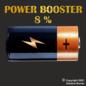 Shadow Burner Power Booster 8% Aroma von Shadow Burner - Aroma zum Liquid Mischen mit einer Base