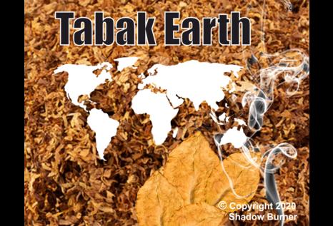 Shadow Burner Tabak Earth Aroma von Shadow Burner - Aroma zum Liquid Mischen mit einer Base
