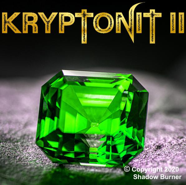 Kryptonit 2 Aroma von Dark Burner - Dann lieber dampfen