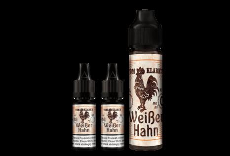 Tom Klark's Der Weiße Hahn Liquid von Tom Klark's - Fertig Liquid für die elektrische Zigarette