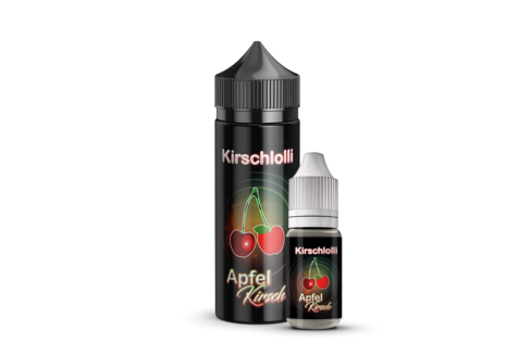 Kirschlolli.de Apfel Kirsch Aroma von Kirschlolli.de - Aroma zum Liquid Mischen mit einer Base