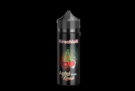 Kirschlolli.de Apfel Kirsch on Ice Aroma von Kirschlolli.de - Aroma zum Liquid Mischen mit einer Base