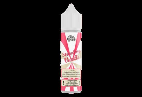 Flavour-Smoke Strawberry Vanille Aroma von Flavour-Smoke - Aroma zum Liquid Mischen mit einer Base