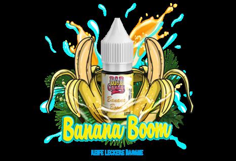 Bad Candy Liquids Banana Boom 10 ml Aroma von Bad Candy Liquids - Aroma zum Liquid Mischen mit einer Base