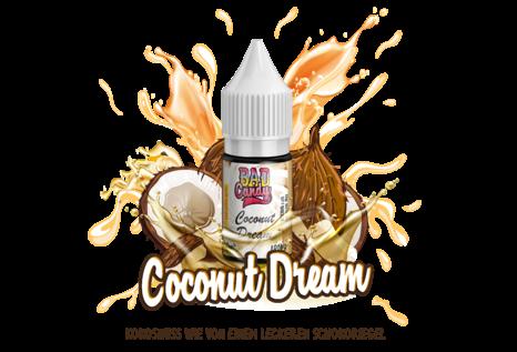 Bad Candy Liquids Coconut Dream 10 ml Aroma von Bad Candy Liquids - Aroma zum Liquid Mischen mit einer Base