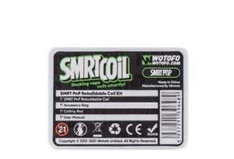 Wotofo SMRT PnP RBA Coil Kit Ersatzteil von Wotofo