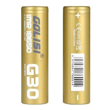 Golisi G30 18650 Akku