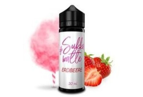 Sukka Watte Erdbeere Aroma von Sukka Watte - Aroma zum Liquid Mischen mit einer Base