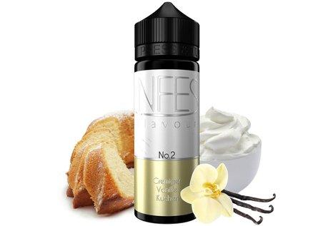 NFES No. 2 Vanillekuchen Aroma von NFES - Aroma zum Liquid Mischen mit einer Base