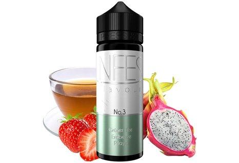 NFES No. 3 Grüner Tee Erdbeere Pitaya Aroma von NFES - Aroma zum Liquid Mischen mit einer Base
