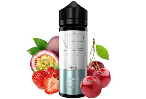 NFES No. 4 Erdbeere Maracuja Kirsche Aroma von NFES - Aroma zum Liquid Mischen mit einer Base