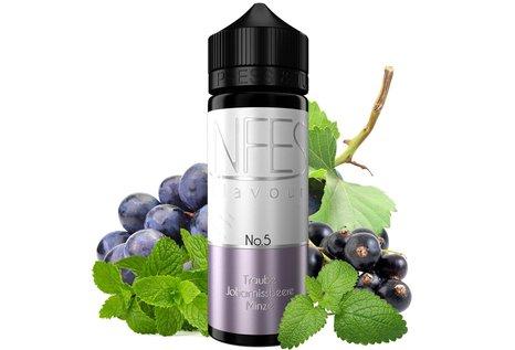 NFES No. 5 Traube Johannisbeere Minze Aroma von NFES - Aroma zum Liquid Mischen mit einer Base