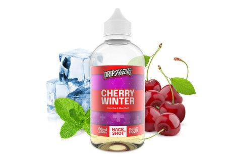 Drip Hacks Cherry Winter Aroma von Drip Hacks - Aroma zum Liquid Mischen mit einer Base