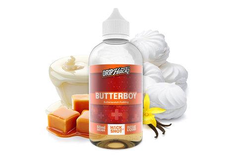 Drip Hacks Butterboy Aroma von Drip Hacks - Aroma zum Liquid Mischen mit einer Base